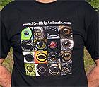 EyeHelpAnimals.com T-Shirt - 2nd Edition