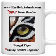 Eye Help Animals SWaT Team Mug