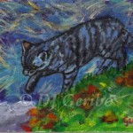 camouflaged-kitty-painting-by-artist-dj-geribo